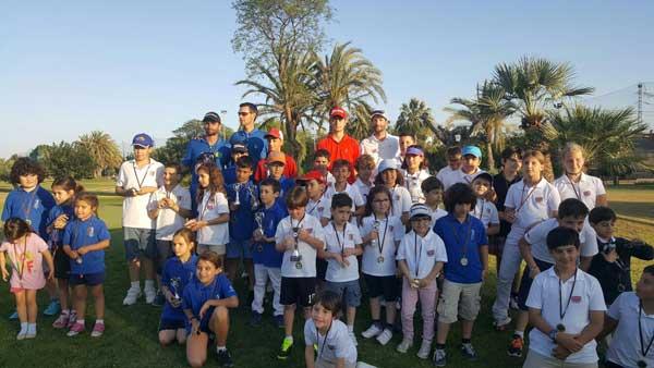 Noviembre 2016. Liga Interescuelas Torre Pacheco&Roda