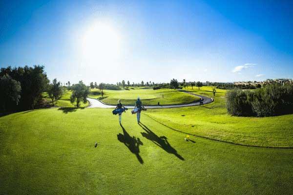Liga de escuelas de golf para adultos Torre Pacheco&Roda