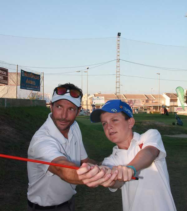 Escuela de Golf Juvenil