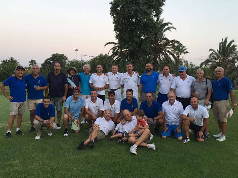 2017 Match play Torre Pacheco – La Serena (1º torneo)