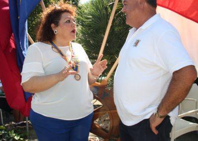 Marisol Pardo y Juan Salvador Soto