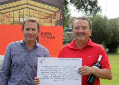 2017 I Torneo Barahonda
