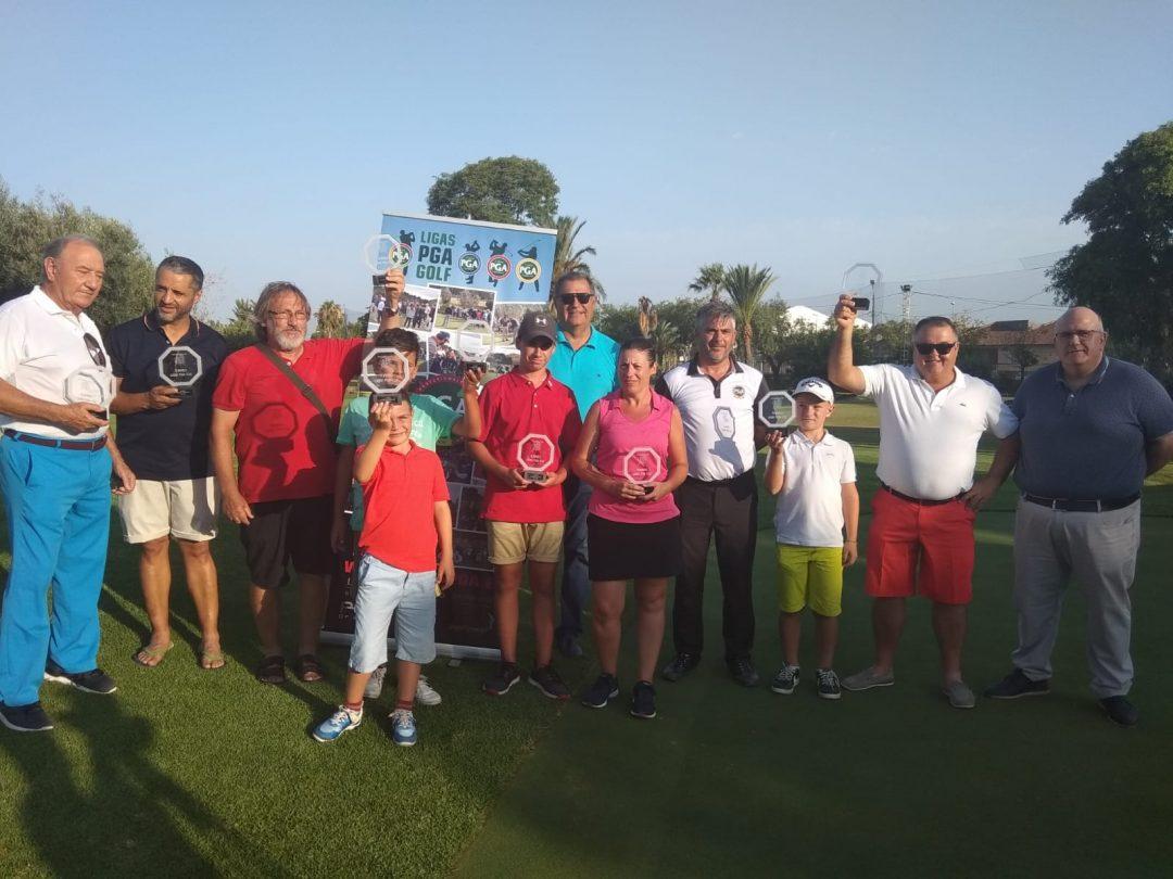 2018  Torneo de la LIGA PGA / Alicante-Murcia