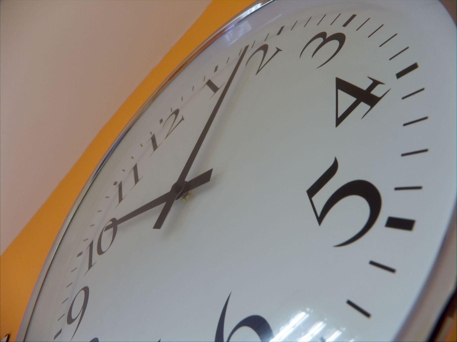 Aviso / horarios