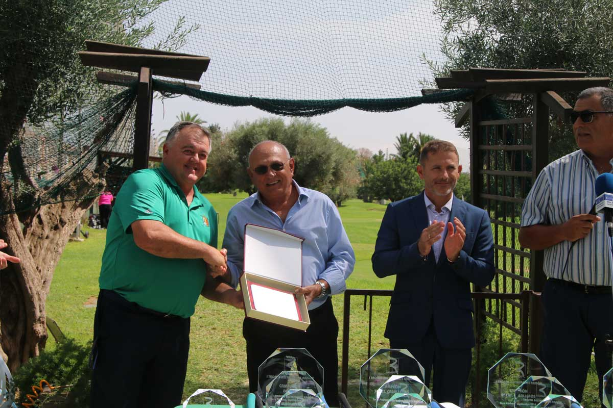 2018 I Torneo Restaurante Ramón