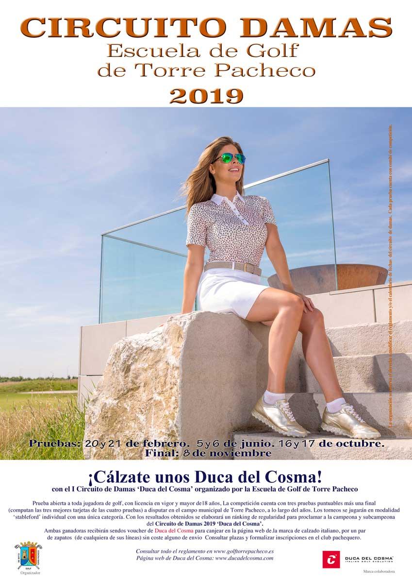 Aviso / Circuito de Damas 2019