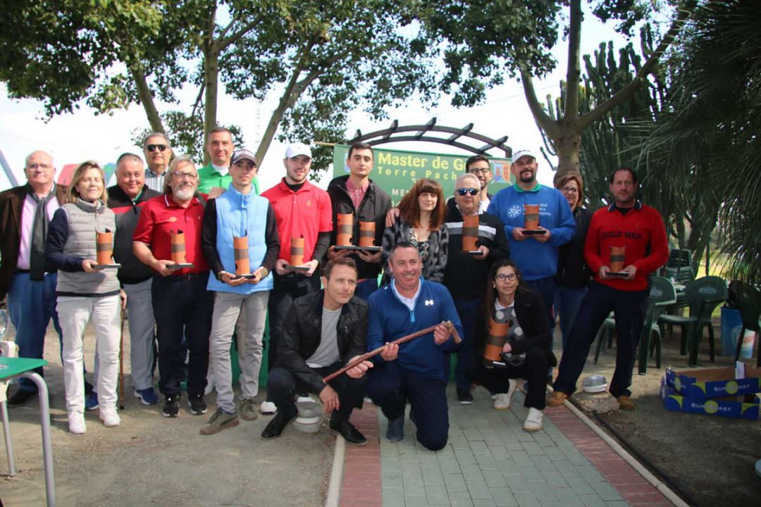2019 Final Máster de Golf Alfonso Legaz