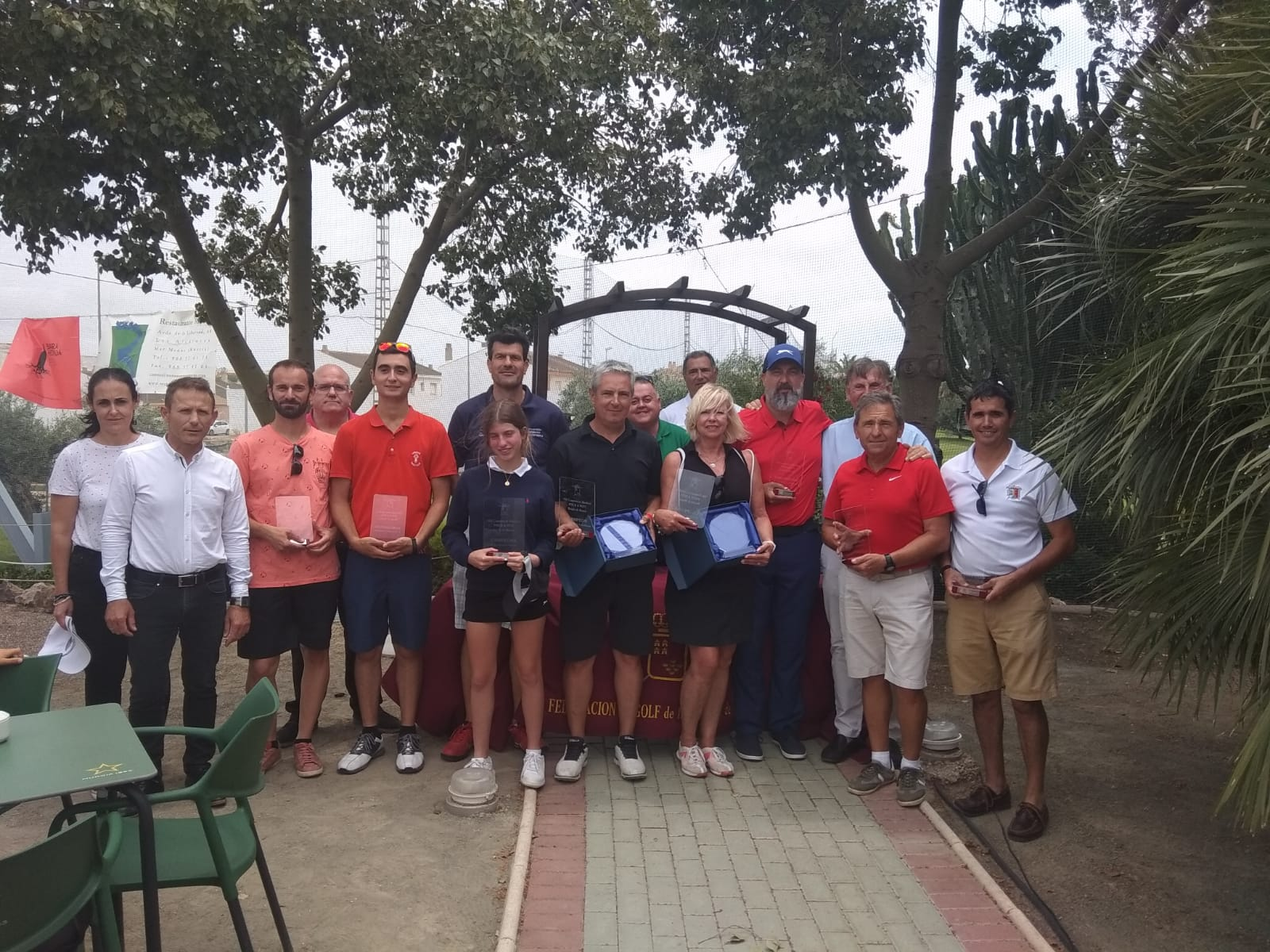 2019 VIII Campeonato Absoluto de Pitch and Putt Región de Murcia