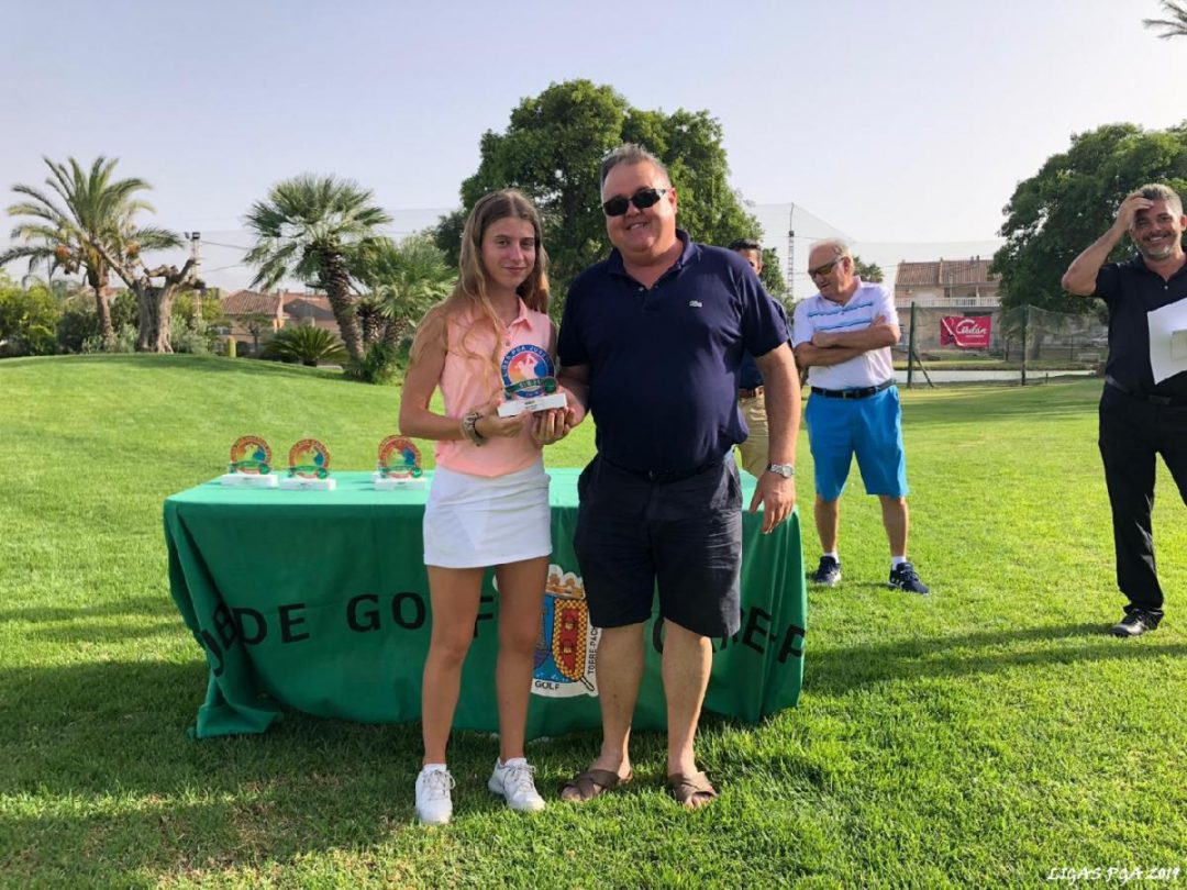 2019 Ligas PGA -prueba en Torre Pacheco