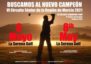 4ª prueba del Sénior de la Región @ La Serena Golf