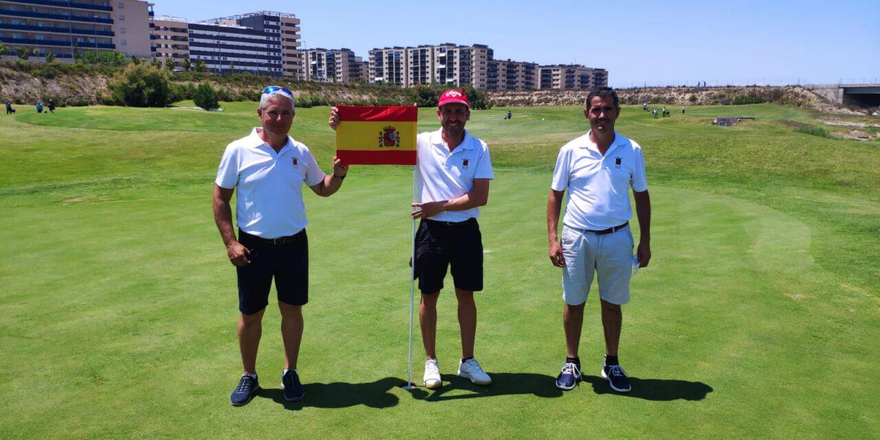 Ángel Ríos, ¡subcampeón Mid Amateur Pitch and Putt 2021!